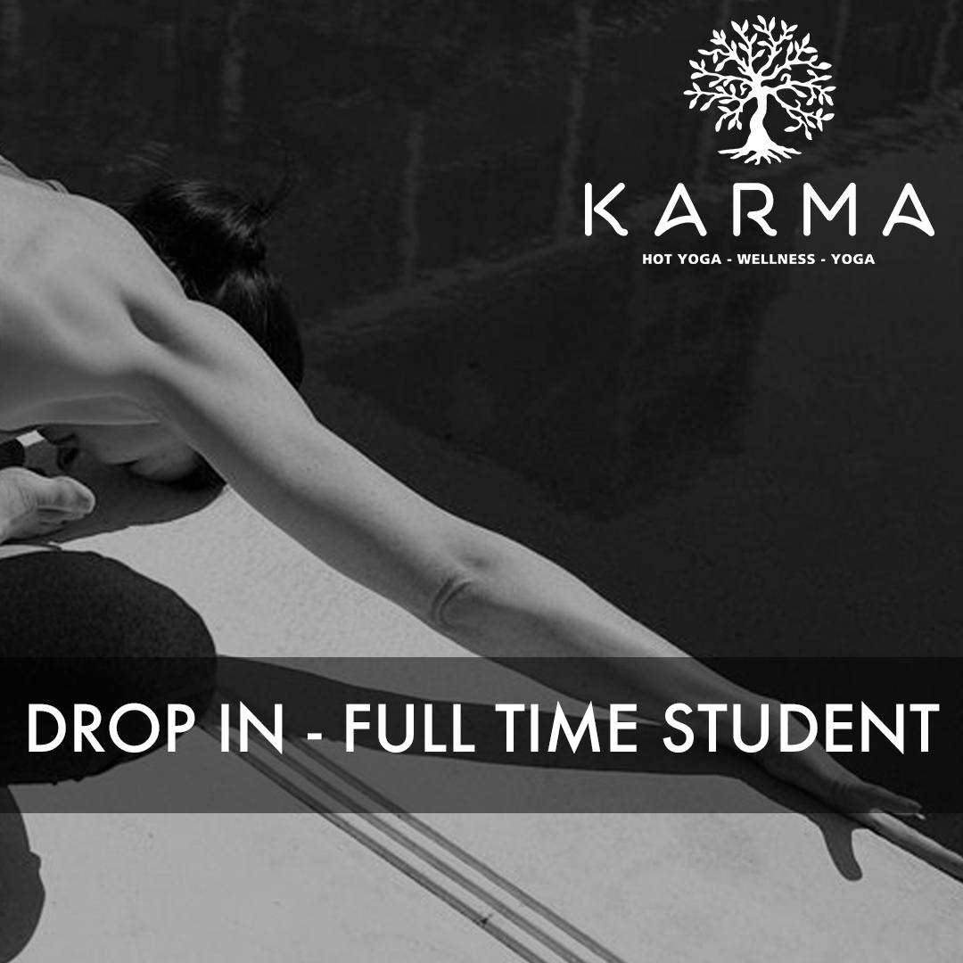 Drop In - Full TIme Student
